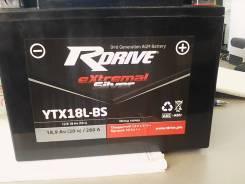 R-Drive. 18А.ч., Прямая (правое), производство Китай