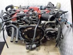 Двигатель Субару Форестер 2.5 EJ255 комплектный