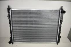 Радиатор охлаждения двигателя (МКПП) Changan CS35 [S1010300300]
