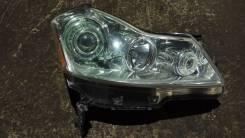 Фара. Nissan Fuga, GY50, PNY50, PY50, Y50 VK45DE, VQ25DE, VQ25HR, VQ35DE, VQ35HR