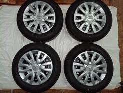 """Комплект колес 185/65R15. 6.0x15"""" 4x100.00 ET50 ЦО 60,1мм."""