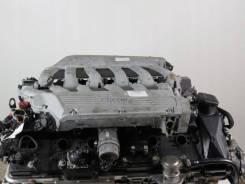 Двигатель БМВ 7 серии 6.0 N73B60A комплектный