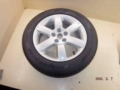 """Запасное колесо Dunlop Grandtrek ST20 215/60R17 17x6.5JJ диске. 6.5x17"""" 5x114.30 ET40 ЦО 66,1мм."""