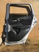 Дверь правую задную Honda FIT 2014 год, GK3