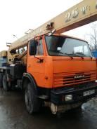 Галичанин КС-55713-1. Автокран Галичанин 25 тонн на шасси Камаз 65115, 6 700куб. см., 21,00м.