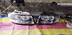 Фары ксенон ПАРА в сборе! Audi A4 B6 Quattro 3.0 Левый РУЛЬ