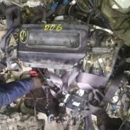 Двигатель Daihatsu Terios Kid J131G EF-DET