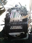 Двигатель Mitsubishi Diamante F34A 6A13