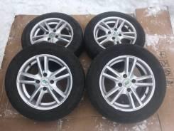 Комплект летних колес R-14