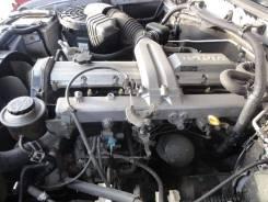 Двигатель 1HZ в сборе