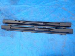 Накладка на порог. Subaru Legacy, BP5