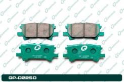 Колодки задние G-brake, GP02250(OEM 04466-48060,04466-48090) GP-02250