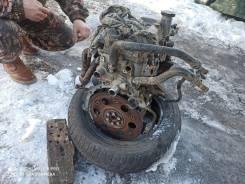 Двигатель 1SZ-FE в полный разбор
