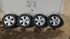 Комплект резина Nordman и диски Mazda.