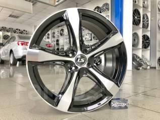 """LS Wheels LS 1053. 8.0x18"""", 4x100.00, ET40, ЦО 60,1мм."""