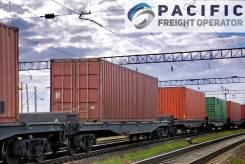 Прием и раскредитация контейнеров на жд станциях/ раскредитовка+ авто