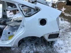 Крыло левое заднее цвет белый 040 Toyota Prius NHW20