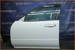 Дверь левая передняя(пассажирская) Nissan Skyline ER34 518