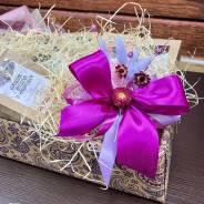 Подарок женщине учителю воспитателю маме бабушке набор из чая