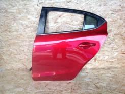 Дверь задняя левая в сборе Mazda 3 BM(BN) 2013-2019
