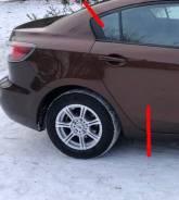 Крыло заднее правое Mazda Mazda 3 (BL) 2012 г. в. Седан, ОТС