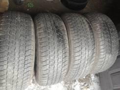 Bridgestone Dueler H/T. летние, 2008 год, б/у, износ 20%