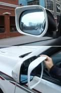 Накладка на зеркало. Toyota Land Cruiser Prado, GRJ150L, GRJ150W, GRJ151W, KDJ150L, GDJ150, GDJ150L, GDJ150W, GRJ150, KDJ150, LJ150, TRJ120, TRJ120W...