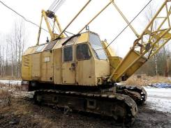 Zemag RDK 25. Стреловой монтажный кран РДК-25-1, 2003 г.