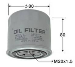 Фильтр масляный C-307 VIC на Баляева