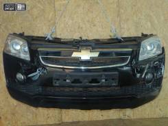 Nose cut Chevrolet Captiva