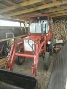 ВТЗ Т-30-69. Продам трактор с куном, 30,05 л.с.