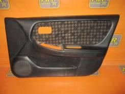 Обшивка двери Nissan Bluebird #U14 1997 SR18DE прав. перед 809008E400