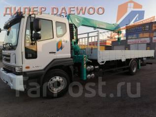 Daewoo Novus. (4х2) c КМУ HKTC 7016 (7,0т), 8 000кг., 4x2