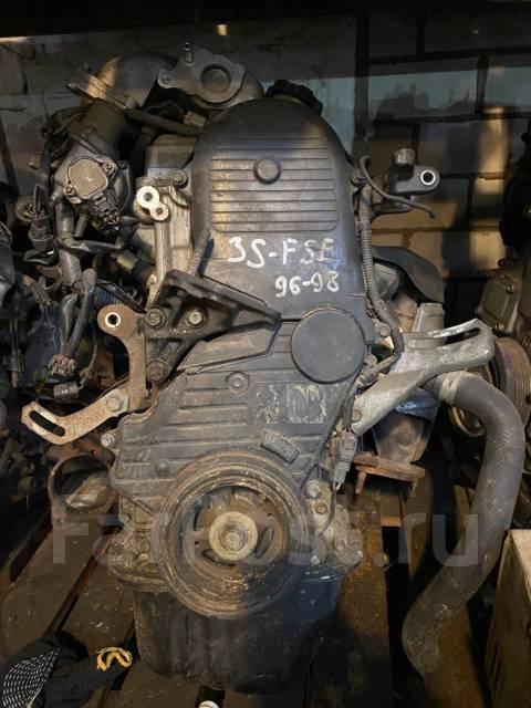 Двигатель Toyota 3S-FSE 96-98 год