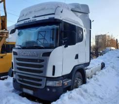 Scania G420. Тягач 4x2, 11 700куб. см., 4x2