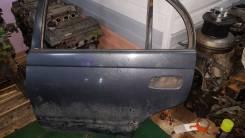 Дверь задняя левая Toyota carina e ct190l 2c