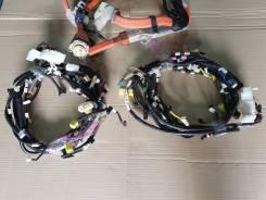 Электропроводка салона toyota prius zvw30-08