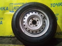 175/70R13 Кама 205 на штампованном диске Ваз SD03
