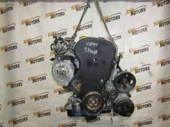 Контрактный двигатель Opel Astra Omega Vectra 2.0 i X20XEV