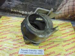 Корпус моторчика печки Toyota Corolla Toyota Corolla 1992.09