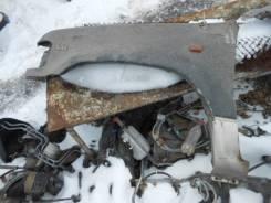 Крыло левое Isuzu Bighorn 93, UBS25#, 6VD1