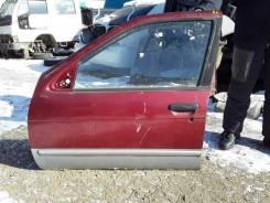 Дверь Nissan Pulsar левая передняя FN15 ном.86