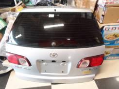 Дверь багажника Toyota Caldina серая голая 67750-21040-C0