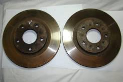 Диск тормозной передний Nissan #F15, C12, комплект 2 шт 40206-1KA3A