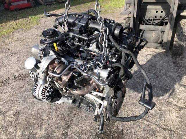 Двигатель Фольксваген Поло 1.4 CTH комплектный