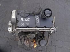 Двигатель в сборе. Seat Ibiza Seat Alhambra Audi A3 ASZ, ASZBLT