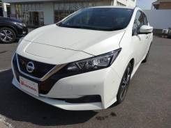 Nissan Leaf. вариатор, передний, электричество, б/п. Под заказ
