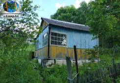Земельный дачный участок с домиком урочище Сиреневка снт Лесное. 645кв.м., собственность, вода