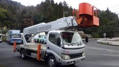 Tadano AT-220TG. Hino dutro 2007 год автовышка tadano AT-22, 4 600куб. см., 22,00м.