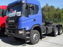 Scania. G440A6x6HZ, 13 000куб. см., 26 000кг., 6x6